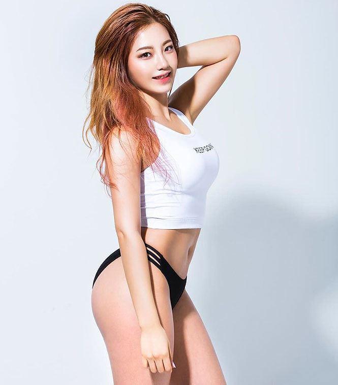 Ngắm đường cong của nữ gymer quyến rũ nhất Hàn Quốc Ảnh 5