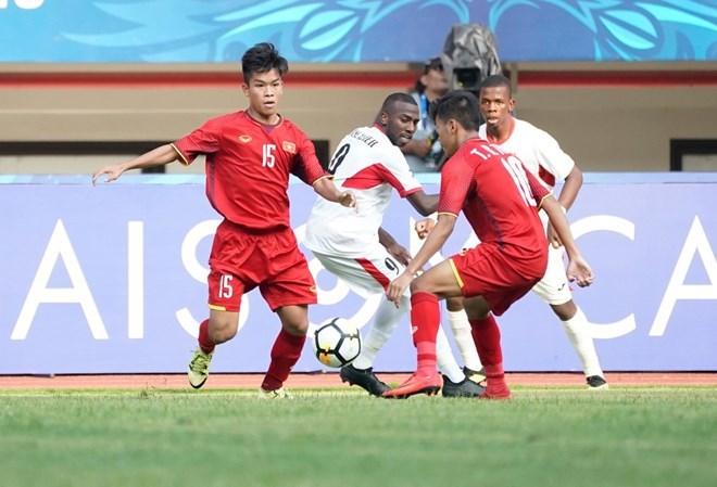 Cập nhật kết quả trận quyết đấu U19 Việt Nam vs U19 Australia Ảnh 1