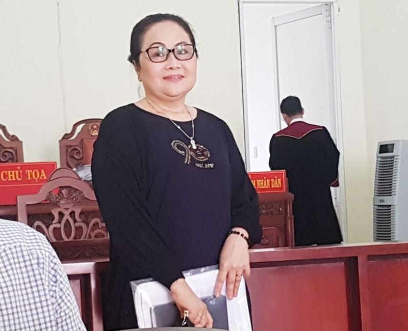 Điều tra bổ sung lần 3 vụ nữ giám đốc bị cáo buộc lừa 35 tỉ Ảnh 2