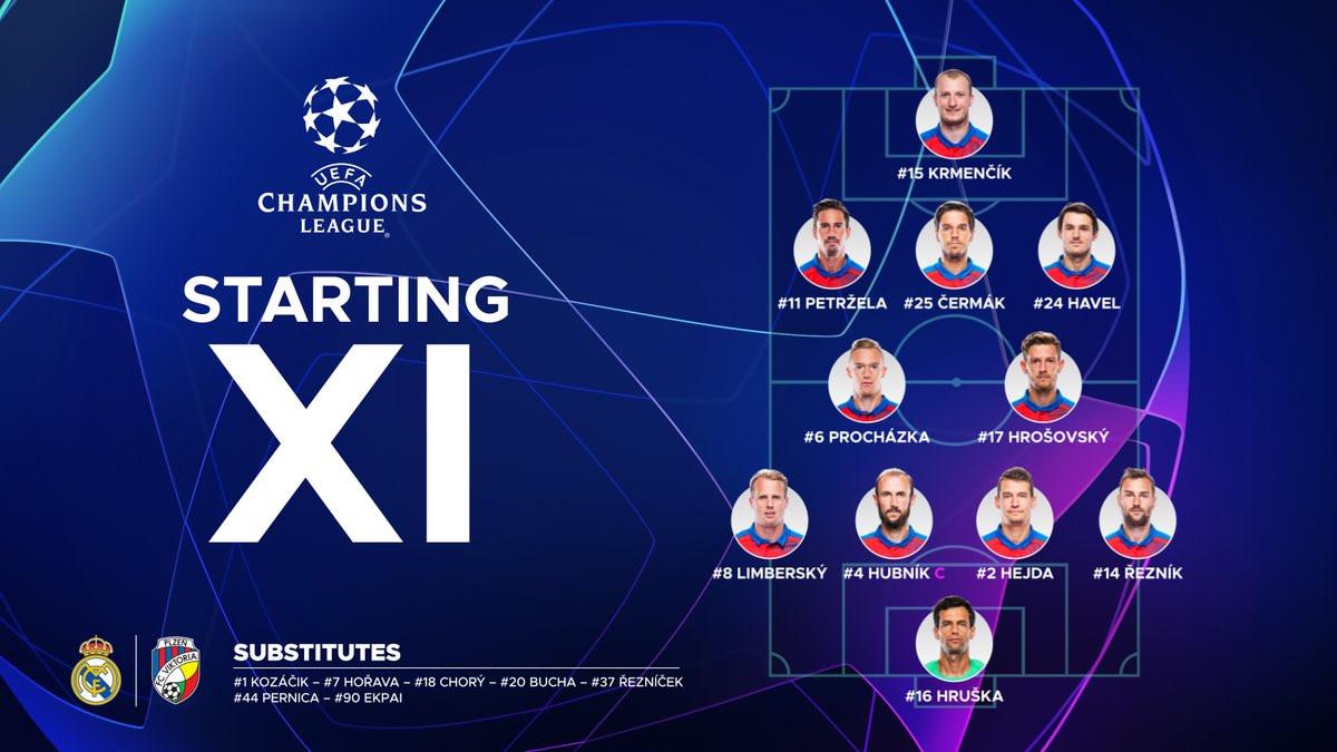 Real Madrid vs Viktoria Plzen (1-0, H2): Benzema đánh đầu mở tỷ số Ảnh 12