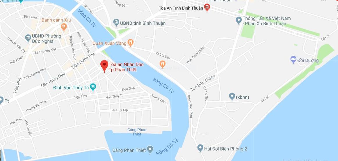 30 người quá khích tấn công trụ sở công quyền ở Bình Thuận lĩnh án Ảnh 3