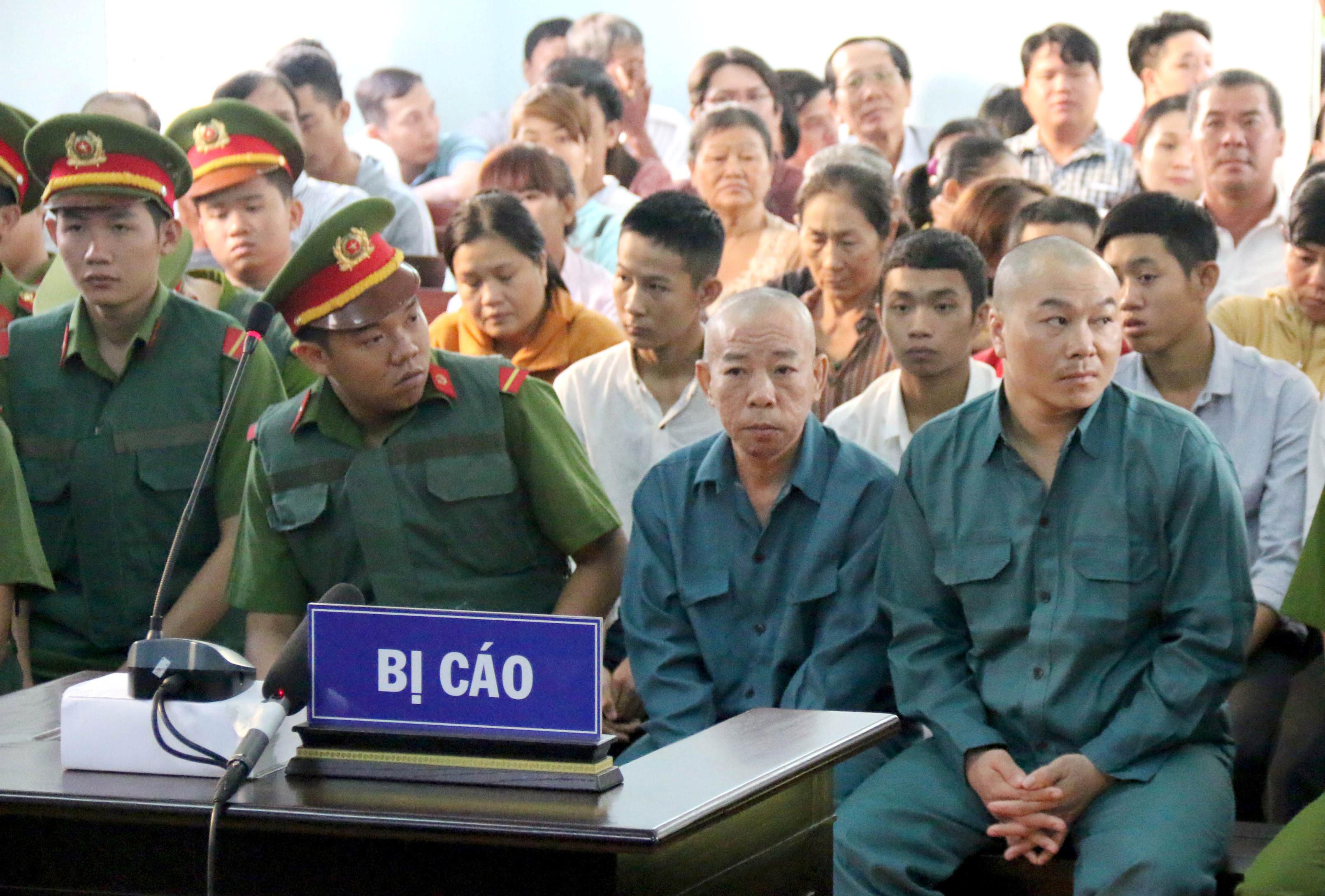 30 người quá khích tấn công trụ sở công quyền ở Bình Thuận lĩnh án Ảnh 2