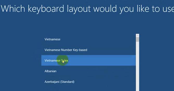 Windows đã có thể gõ tiếng Việt mà không cần Unikey Ảnh 1