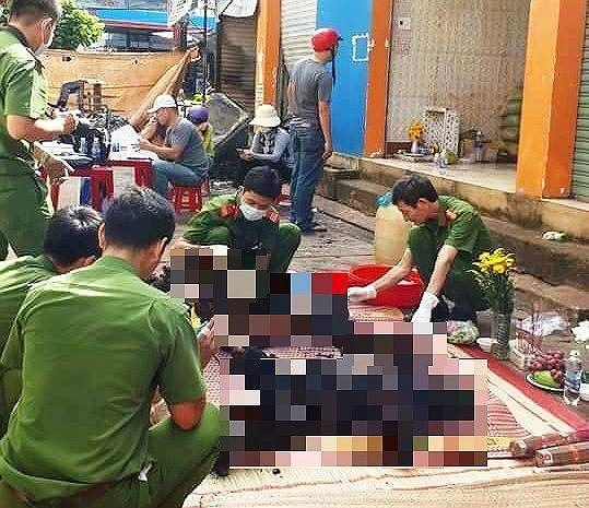 Bắt kẻ phóng hỏa cửa hàng hoa khiến 2 người chết cháy Ảnh 2