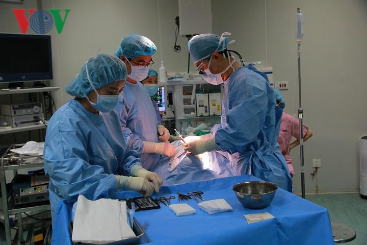 Hàng chục bệnh nhân được phẫu thuật chỉnh hình miễn phí ở Thái Nguyên Ảnh 2