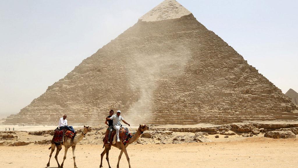Một bí mật lớn của kim tự tháp Ai Cập được hóa giải? Ảnh 1