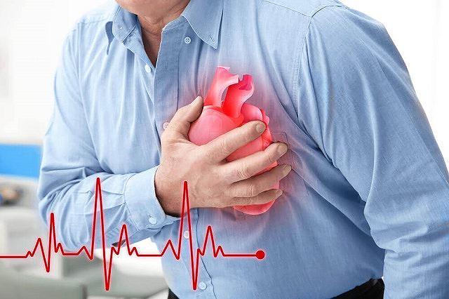 Thời tiết lạnh có thể làm tăng nguy cơ đau tim Ảnh 1