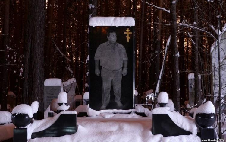 Choáng ngợp nghĩa trang của các mafia Nga Ảnh 7
