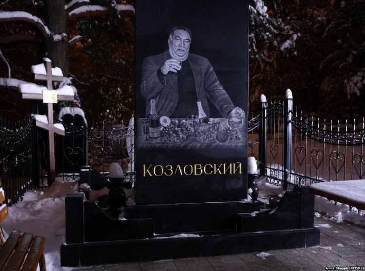 Choáng ngợp nghĩa trang của các mafia Nga Ảnh 2