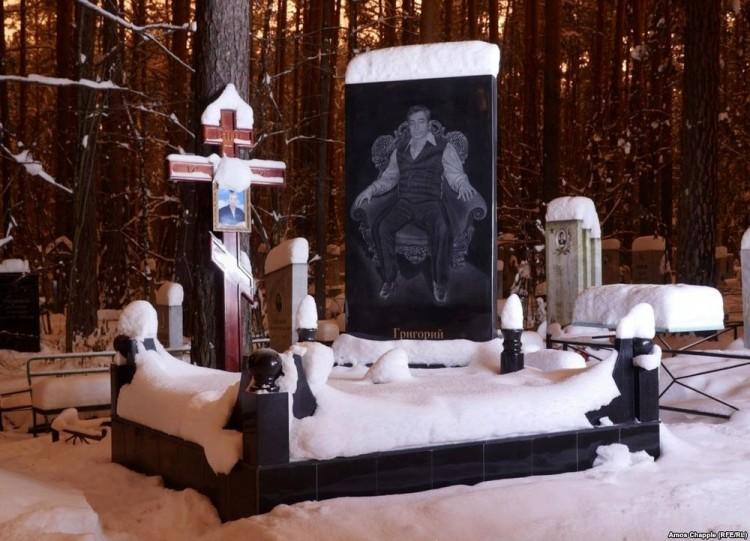 Choáng ngợp nghĩa trang của các mafia Nga Ảnh 8