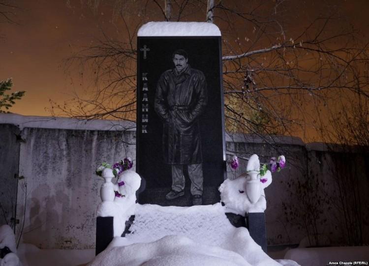 Choáng ngợp nghĩa trang của các mafia Nga Ảnh 6
