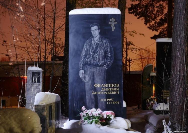 Choáng ngợp nghĩa trang của các mafia Nga Ảnh 5