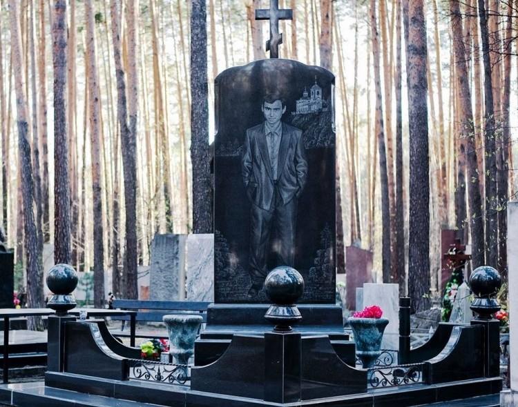 Choáng ngợp nghĩa trang của các mafia Nga Ảnh 9