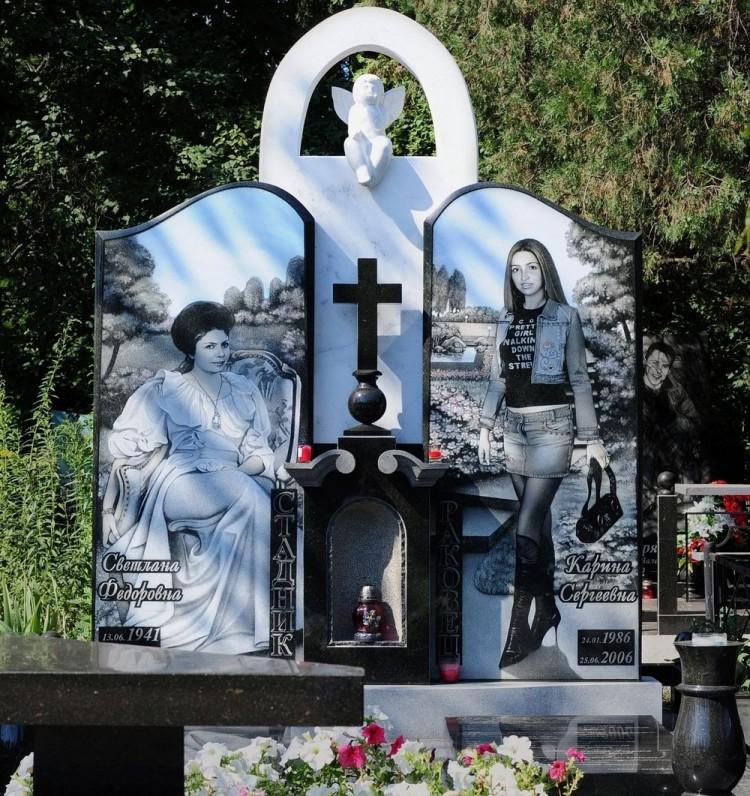 Choáng ngợp nghĩa trang của các mafia Nga Ảnh 3