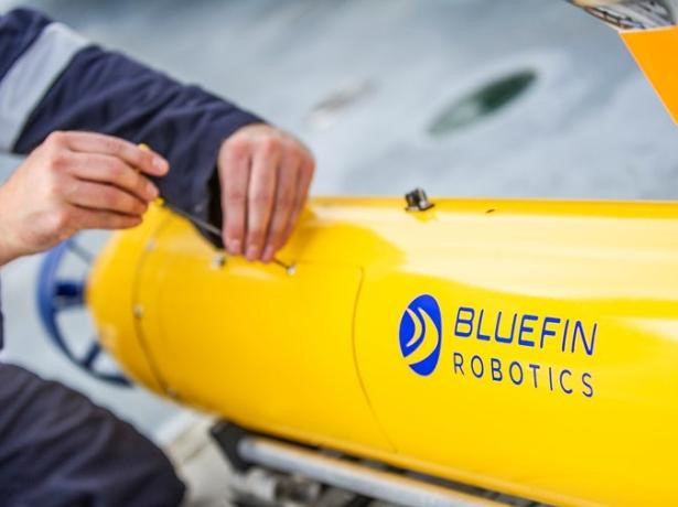 Mỹ trình làng tàu ngầm không người lái Bluefin-9 Ảnh 1