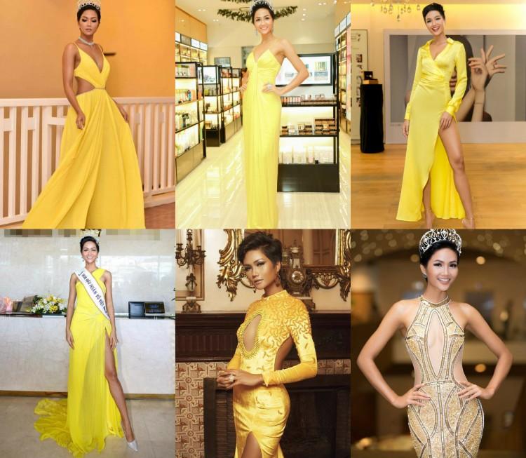 Phương Khánh đại sứ nghiện màu vàng - gam màu định mệnh cho ngôi vị Miss Earth 2018 Ảnh 11