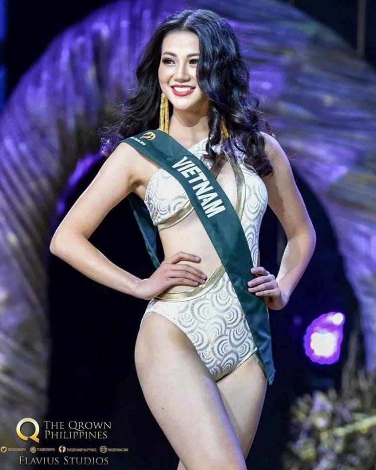 Phương Khánh đại sứ nghiện màu vàng - gam màu định mệnh cho ngôi vị Miss Earth 2018 Ảnh 5