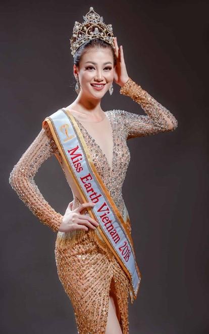 Phương Khánh đại sứ nghiện màu vàng - gam màu định mệnh cho ngôi vị Miss Earth 2018 Ảnh 7