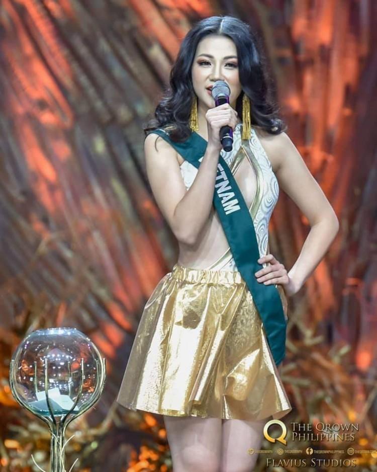 Phương Khánh đại sứ nghiện màu vàng - gam màu định mệnh cho ngôi vị Miss Earth 2018 Ảnh 3