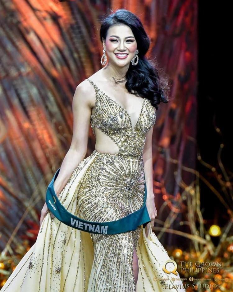 Phương Khánh đại sứ nghiện màu vàng - gam màu định mệnh cho ngôi vị Miss Earth 2018 Ảnh 2