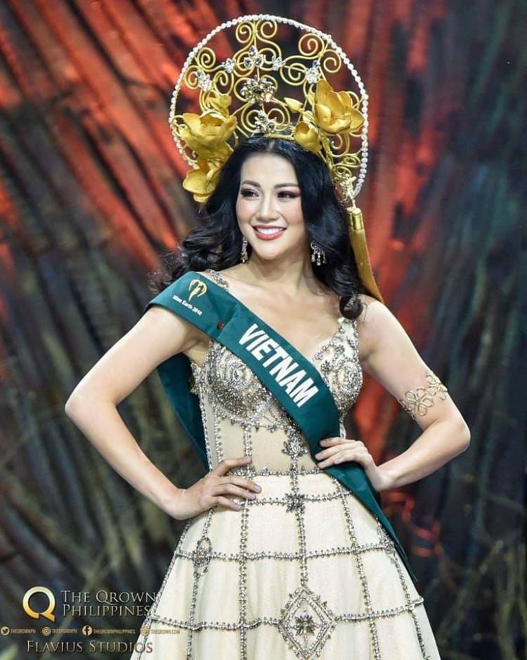 Phương Khánh đại sứ nghiện màu vàng - gam màu định mệnh cho ngôi vị Miss Earth 2018 Ảnh 4