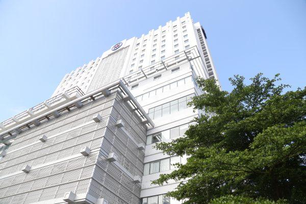 Nữ bệnh nhân nhảy từ tầng 17 bệnh viện xuống thiệt mạng ở Hải Phòng Ảnh 1