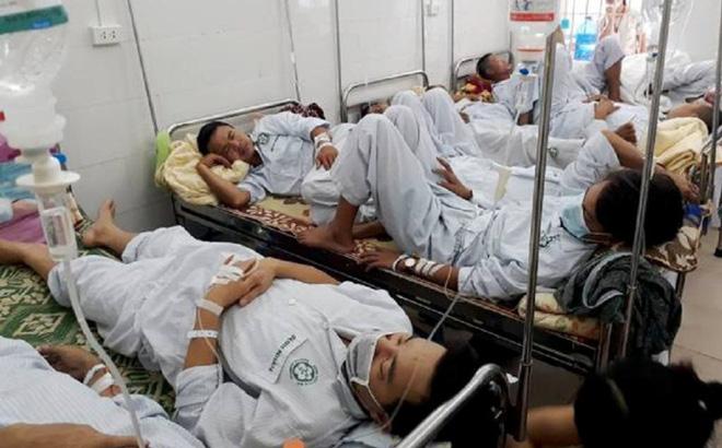 Quảng Bình: Bệnh nhân nhập viện vì bệnh sốt xuất tăng cao ảnh 1