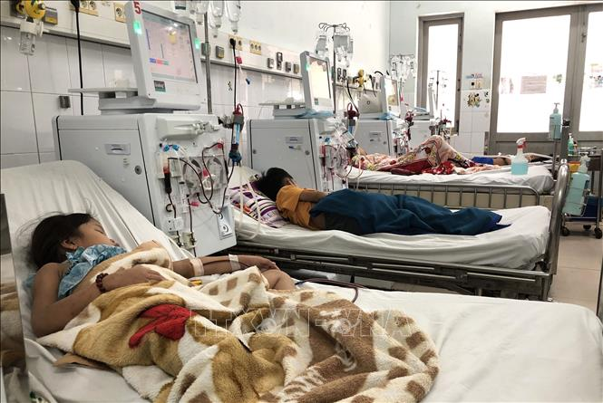 Ghép tạng cho trẻ em khó khăn do khan hiếm nguồn tạng hiến tặng Ảnh 1