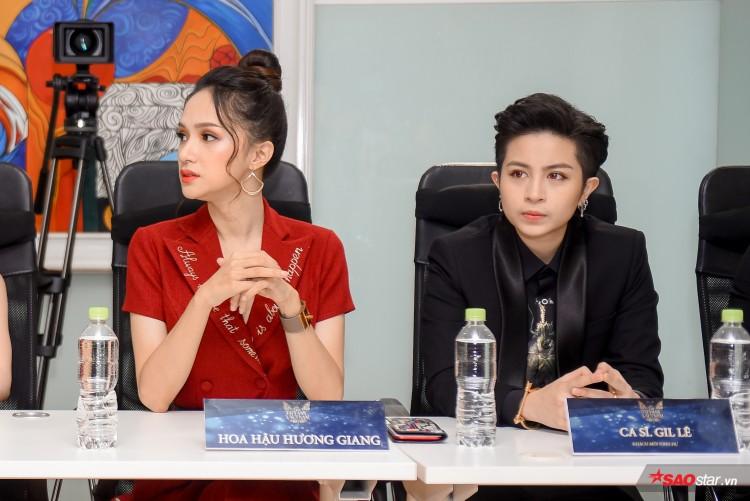 Combo 'nhỏ mà có võ' khiến Hương Giang như thỏi nam châm hút mọi ánh nhìn trên thảm đỏ The Tiffany Việt Nam Ảnh 7