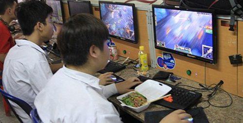 Suy nhược, gày còm vì nghiện game online Ảnh 1