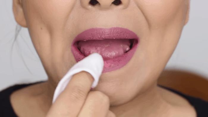 Vạch mặt 3 lỗi cơ bản cứ đánh son kem là 'bê bết' cả môi Ảnh 13