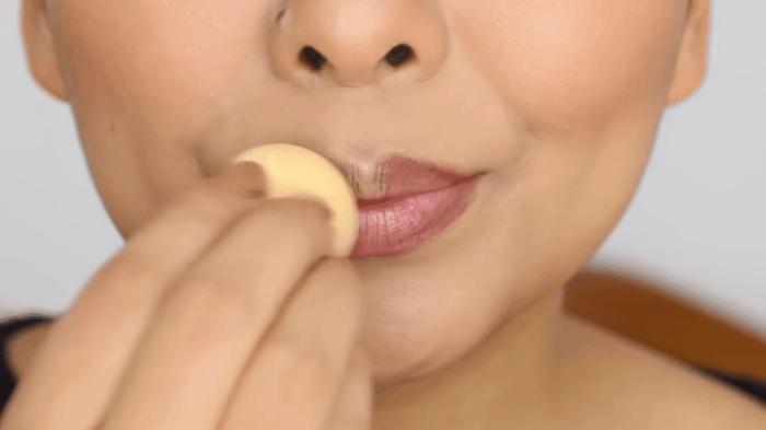 Vạch mặt 3 lỗi cơ bản cứ đánh son kem là 'bê bết' cả môi Ảnh 8