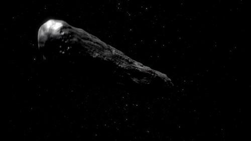 Vật thể lạ có hình dạng như điếu xì gà bay ngang Trái Đất là tàu vũ trụ ngoài hành tinh? Ảnh 1