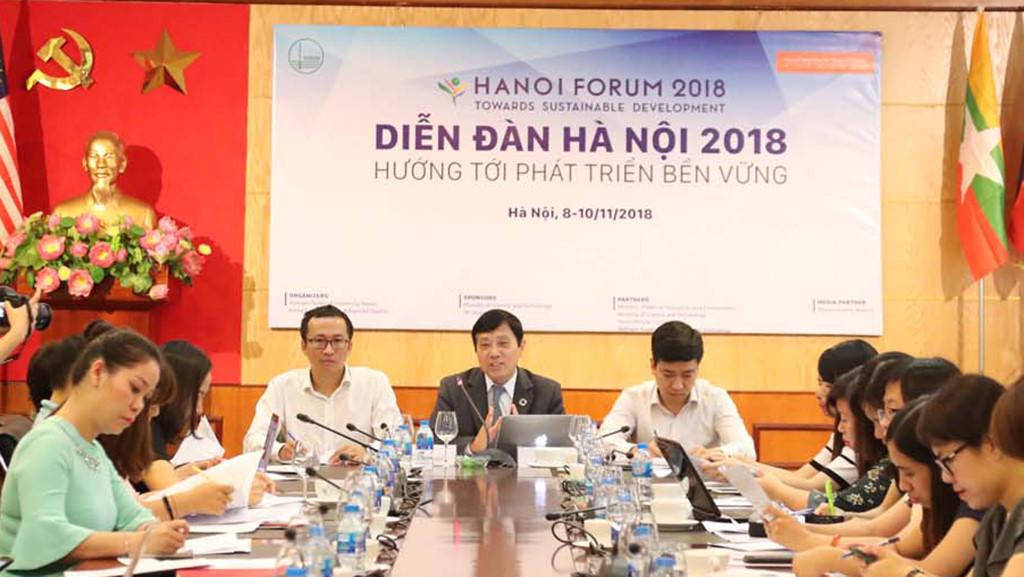 Việt Nam là một trong những nơi tiên phong nghiên cứu ứng phó biến đổi khí hậu Ảnh 1