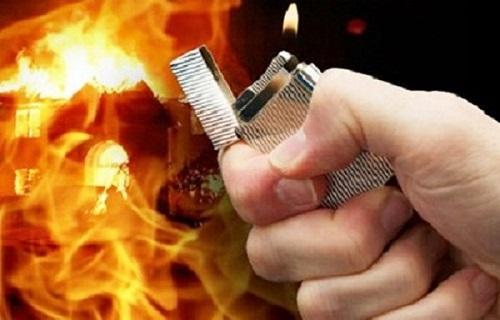 Níu kéo tình cảm bất thành, người chồng tẩm xăng đốt vợ Ảnh 1