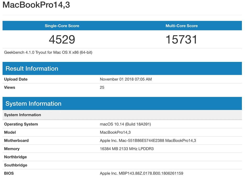 iPad Pro 2018 chạy nhanh hơn cả Macbook Pro 2017 chip Core i7 Ảnh 3