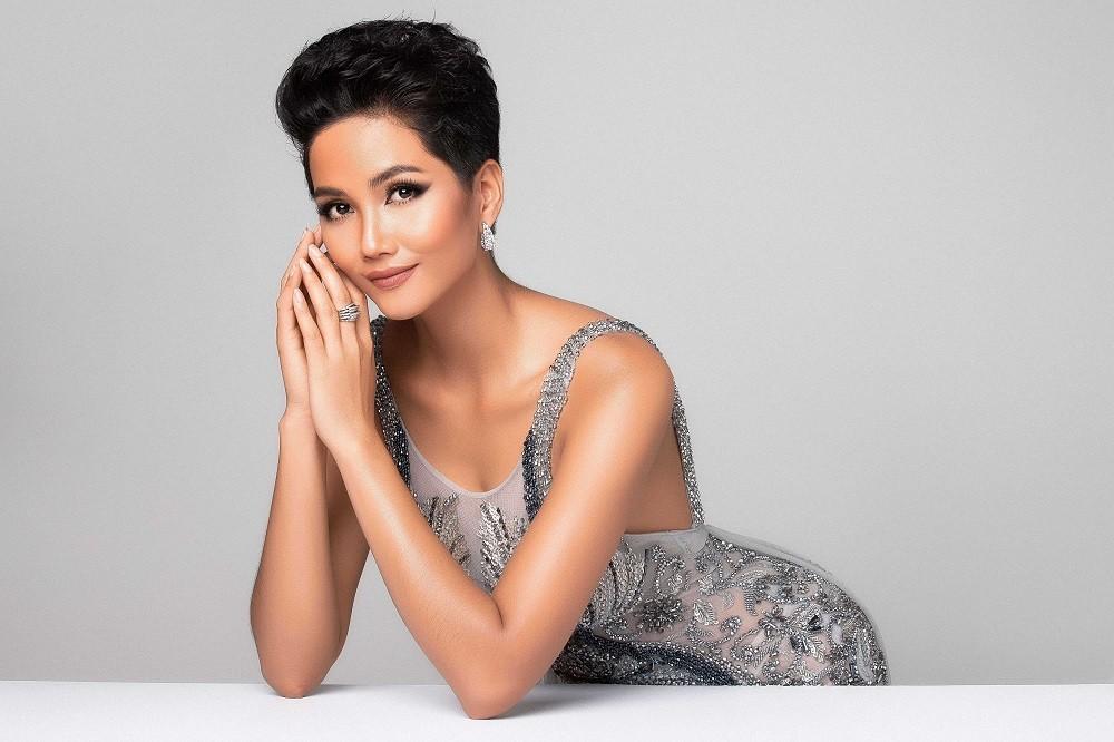 Hoa hậu H'hen Niê tìm cách tăng vòng 3 để thi Hoa hậu Hoàn vũ Thế giới Ảnh 4