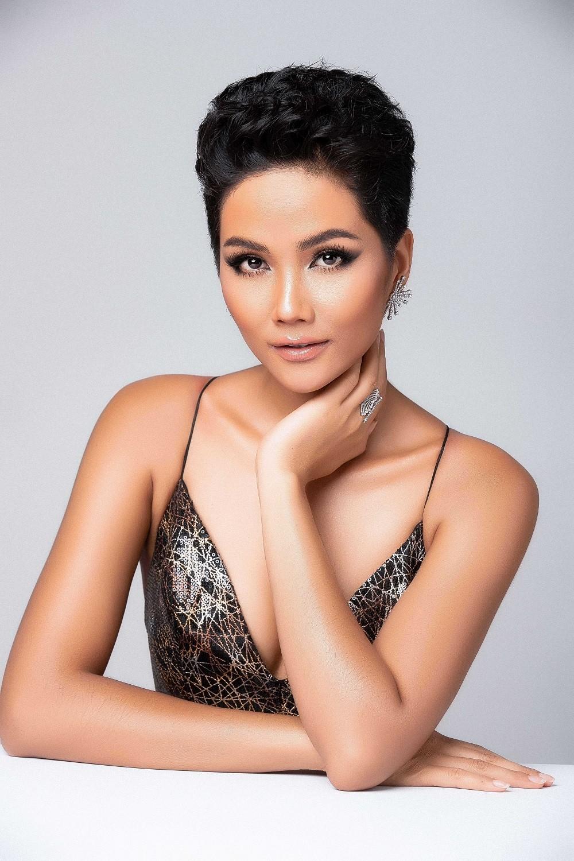 Hoa hậu H'hen Niê tìm cách tăng vòng 3 để thi Hoa hậu Hoàn vũ Thế giới Ảnh 1