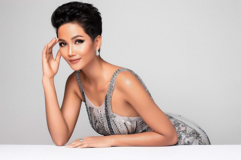 Hoa hậu H'hen Niê tìm cách tăng vòng 3 để thi Hoa hậu Hoàn vũ Thế giới Ảnh 5