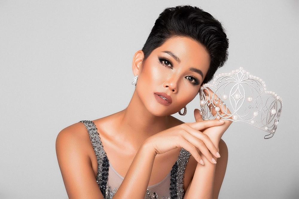 Hoa hậu H'hen Niê tìm cách tăng vòng 3 để thi Hoa hậu Hoàn vũ Thế giới Ảnh 7
