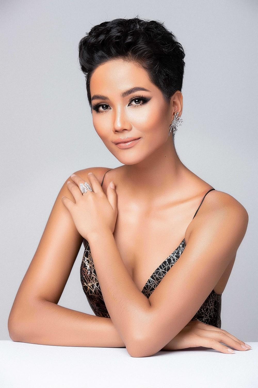 Hoa hậu H'hen Niê tìm cách tăng vòng 3 để thi Hoa hậu Hoàn vũ Thế giới Ảnh 9
