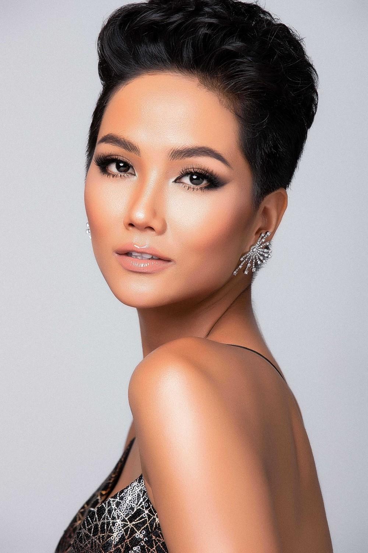 Hoa hậu H'hen Niê tìm cách tăng vòng 3 để thi Hoa hậu Hoàn vũ Thế giới Ảnh 2