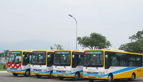 Đà Nẵng: Mở thêm 6 tuyến xe bus mới có trợ giá Ảnh 1