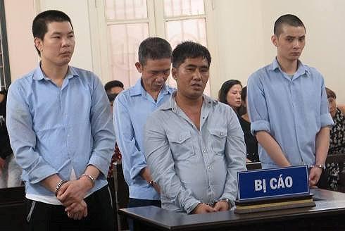 Tuyên phạt tử hình 3/4 đối tượng mua bán ma túy Ảnh 1