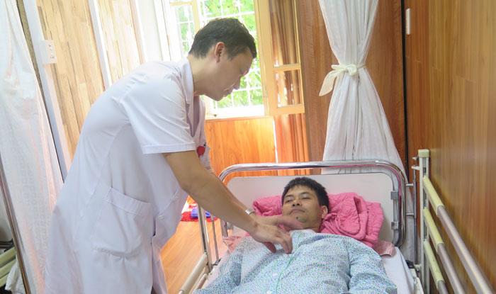 Khoa Phẫu thuật tim mạch và lồng ngực, Bệnh viện đa khoa Xanh Pôn Không để bệnh nhân đau đớn Ảnh 1