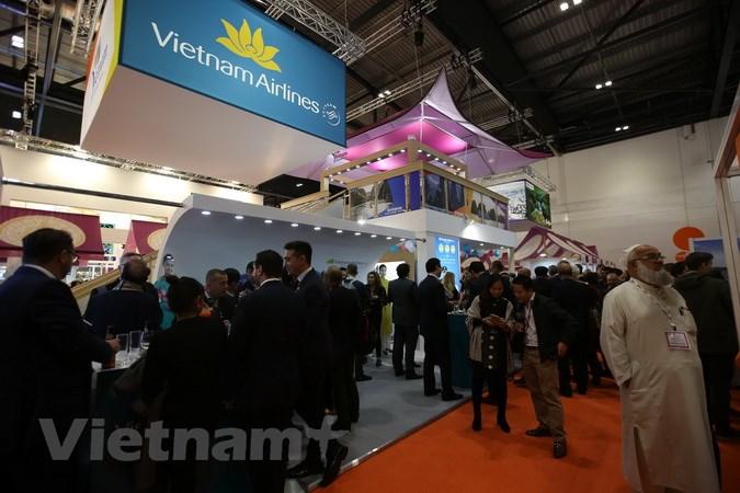 Du lịch Việt Nam gây ấn tượng tại Hội chợ Du lịch thế giới Ảnh 1