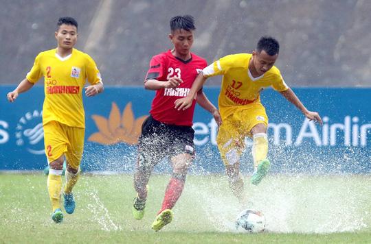 Thắng đậm Viettel, U21 HAGL tiếp lửa 'đàn anh' Công Phượng, Xuân Trường Ảnh 6