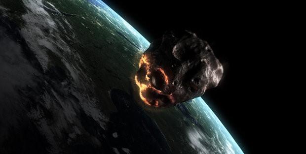 NASA cảnh báo: 3 thiên thạch lao về phía Trái đất vào cuối tuần này Ảnh 1