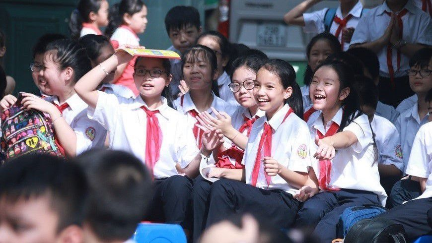 Trẻ em, học sinh diện phổ cập học ở cơ sở ngoài công lập được hỗ trợ đóng học phí Ảnh 1