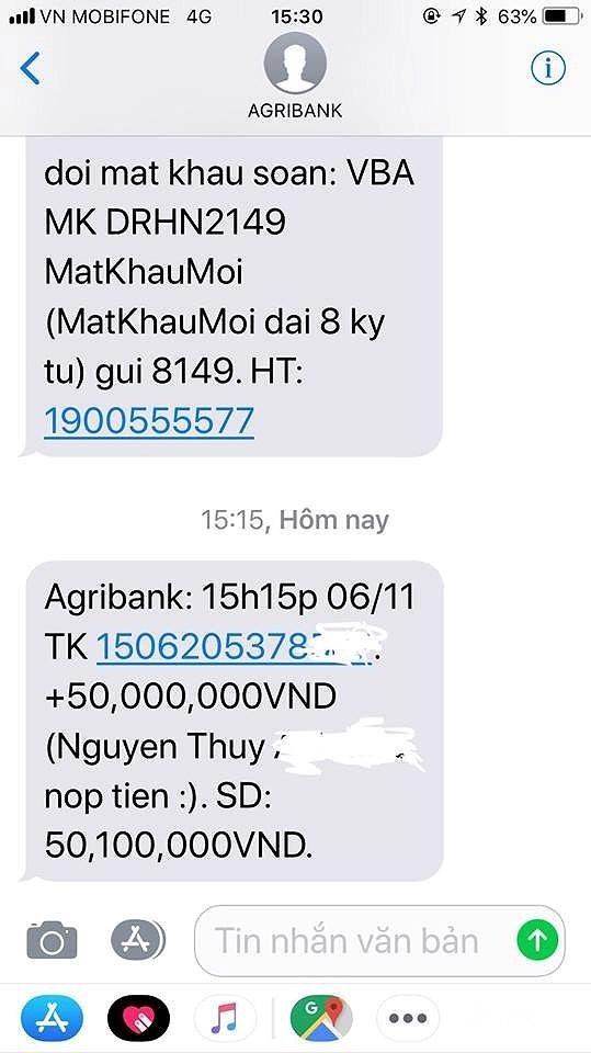 Chuyện lạ Agribank: Đột nhiên 'cục tiền rơi vào đầu' là có thật Ảnh 2